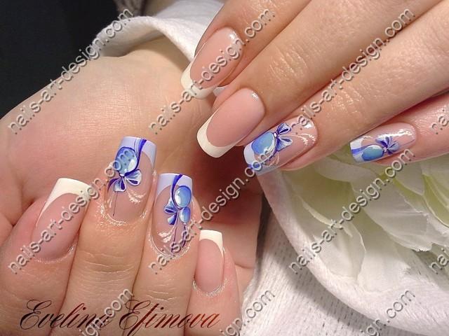 Модные новинки дизайна ногтей